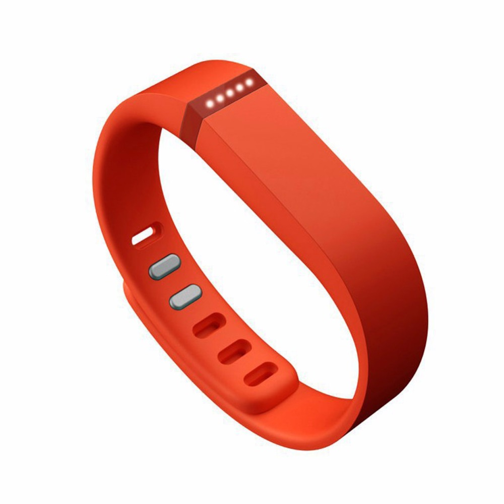 Flerfärgade ersättningsband för Fitbit Flex Fashion Silikonarmband - Smart electronics