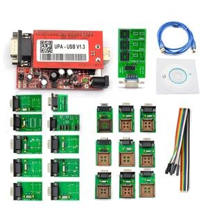 Image 3 - UPA USB programcı V1.3 için sürüm ana ünitesi UPA USB adaptörü ECU Chip tuning UPA USB UPA USB 1.3