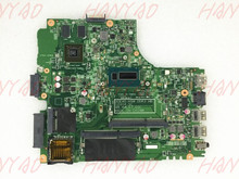 For DELL 5437 3437 Laptop motherboard YFVC4 i5 GT740 2GB DDR3 CN-0YFVC4 0YFVC4 100% tested
