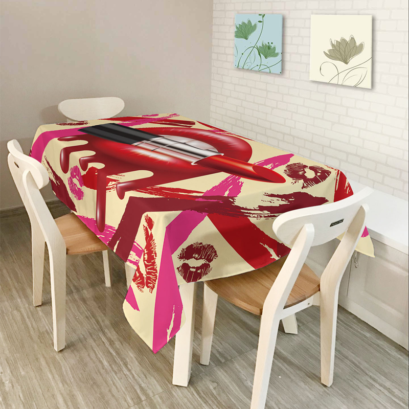 New Home decor Table Cloth Dining Tablecloth Coffee Restaurant Table - Home Textile - Photo 3