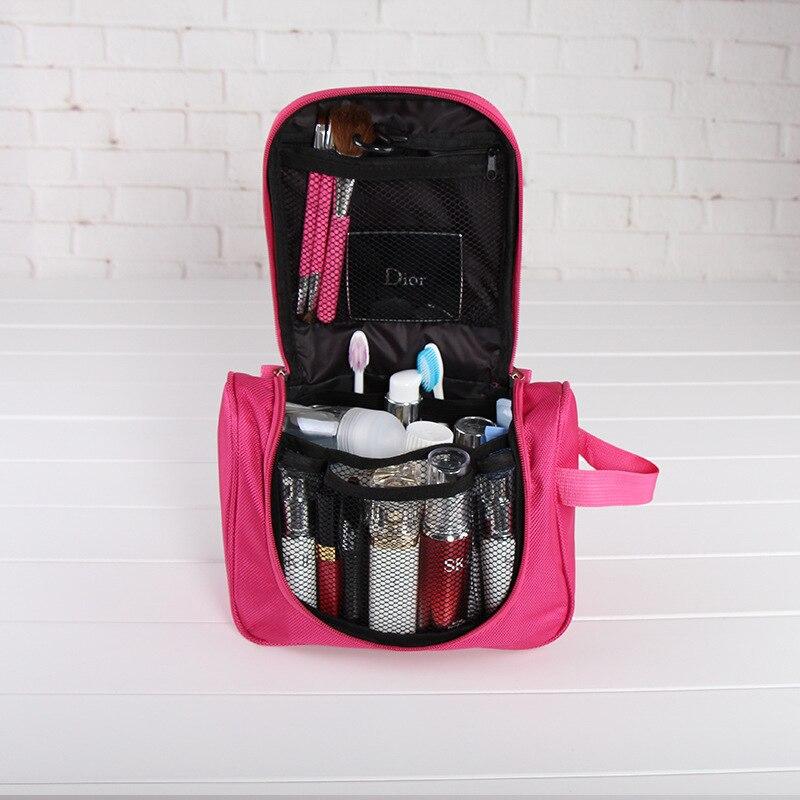 Tahan air nilon Tas Kosmetik Make Up Penyimpanan Holder Beauty Cuci  Organizer Pouch Untuk Perjalanan Monopoli 25x9x18.5 cm CP0977 di Tas  penyimpanan dari ... d0002f553a