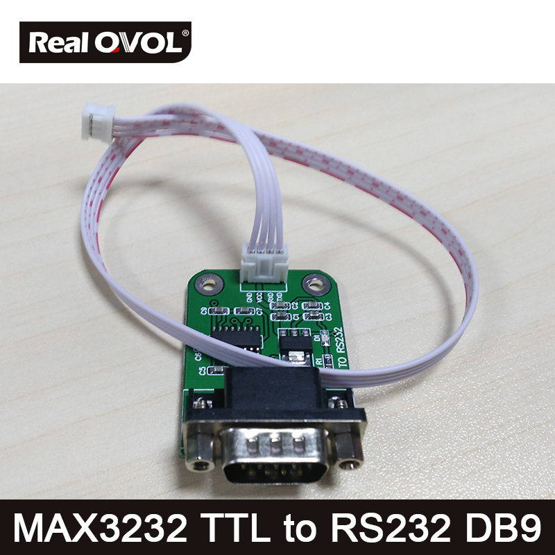 FriendlyARM MAX3232 TTL To RS 232 Serial DB9 Adapter Converter Expension Board For S3C2440 MINI2440 Micro2440 ft232rl usb to serial 232 ttl adapter module for funduino blue 3 3 5v