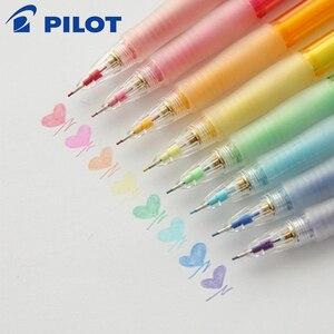 Image 5 - 8ピース/ロットパイロットHCR 197色イーノシャープペンシルカラーイーノシャープペンシル鉛0.7ミリメートル