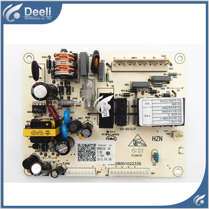все цены на 95% new 90% new good working for Haier refrigerator pc board Computer board BCD-210SCDL/SVDL/DX/DCX 0064001042 on sale онлайн