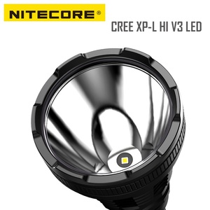 Image 4 - NITECORE MH40GTR CREE XP L HI V3 LED 1200 lümen Ultra uzun menzilli 1004M av arama meşale taktik şarj edilebilir el feneri