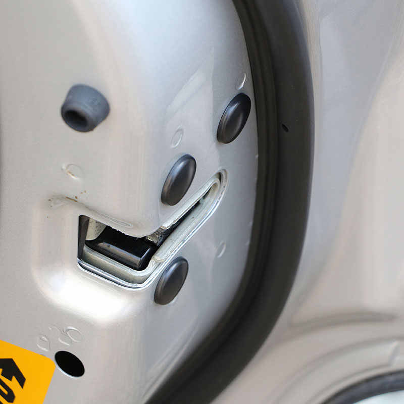 Carmilla باب السيارة برغي تثبيت غطاء حامي لكيا ريو K2 K3 K4 K5 KX3 KX5 QL سيراتو الروح فورتي سبورتاج R سورينتو أوبتيما