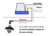 а-10 10А авто вкл выкл выключатель фонаря сигнала фотография управления датчик 12 в 24 в 110 в 220 в
