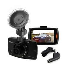 """Горячий автомобиль Камера ЖК-дисплей 2.4 """"черный DVR рекордер обнаружения движения Поддержка до 32 ГБ DVRs регистраторы черный коробка Бесплатная доставка"""