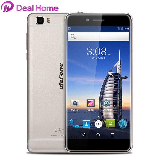 "Case+film)gift!Original Ulefone Future 5.5"" FHD 4G LTE 1920*1080 Android 6.0 Cell Phone MTK6755 Octa Core 4GB RAM 32GB ROM 16MP"