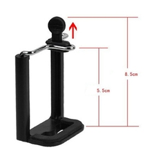 Black Phone Clip Tripods Stand Bracket Holder For Cell