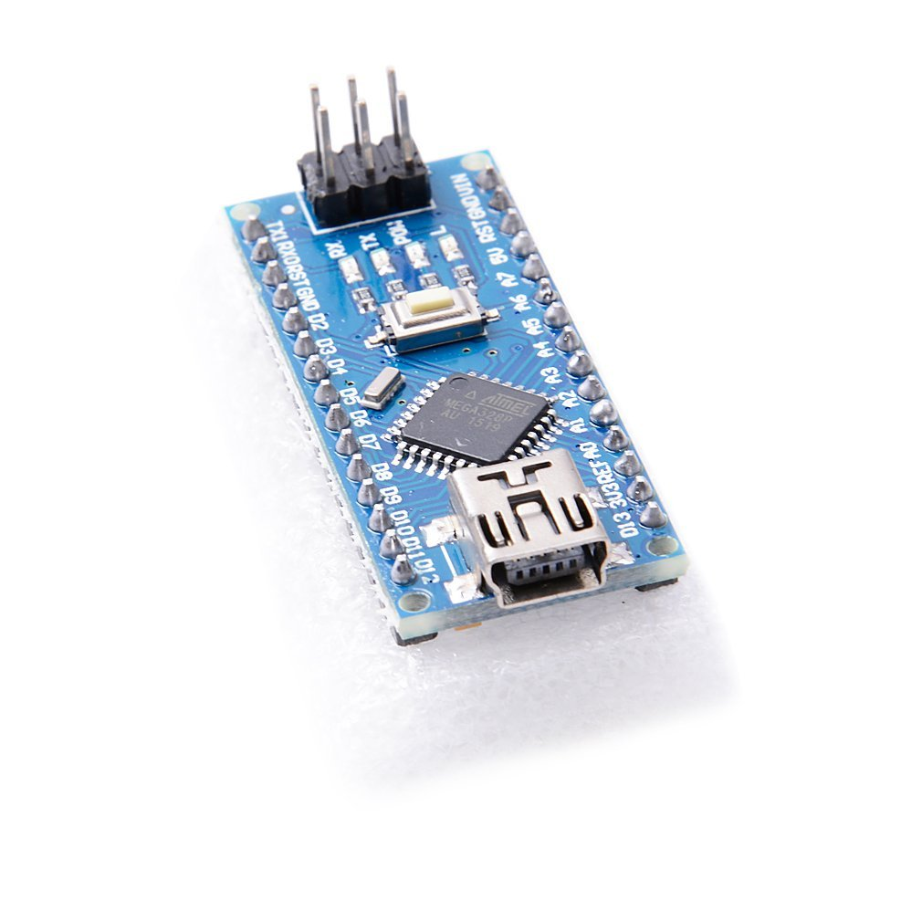 arduino nano - Problem with serial driver for CH340G board