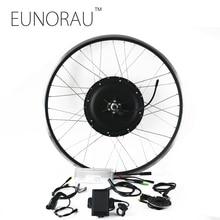 Puissant Vélo Électrique E Vélo Kit de Conversion 48V1000W arrière hub moteur kit