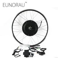 Powerful Electric Bike E Bike Conversion Kit 48V1000W front/rear hub motor kit
