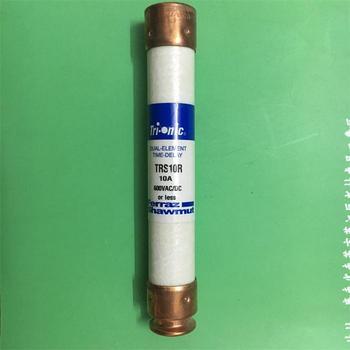 Free shipping 5pcs TRS10R Ferraz France Roland 21x127MM ceramic delay fuse 10A600V mersen genuine