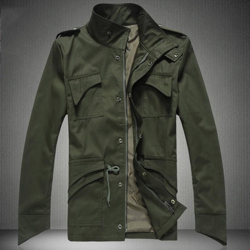 Men's Coat Trench Coat Jacket Overcoat Casual Slim Fit Designer Pocket British Style Jackets Outwear and Coats Men's Clothing
