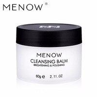 Menow Brand Makeup Remover Gel Acne Treatment Blackhead Remover Peel Off Black Head Anti Acne Charcoal