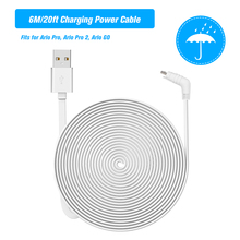 Fits Flat-Cable Micro-Usb-Cable Weatherproof White Charging Aluminium-Alloy Without-Plug