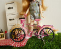 free shipping blyth doll bike colorful blue pink red suitable for blyth doll