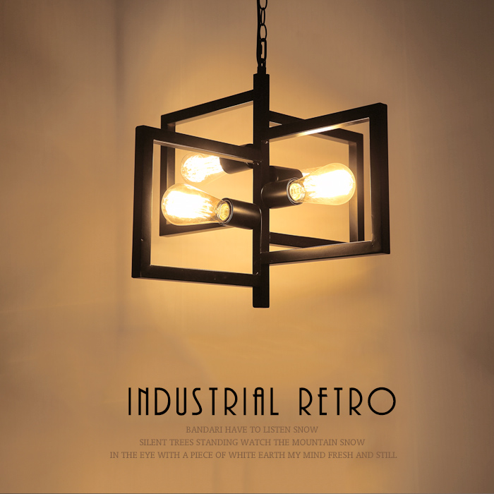American Nordic iron pendant light cafe bedroom industrial dining room bar hanging lighting nordic industrial iron pendant lamp creative modern wooden pendant light restaurant aisle dining room bedroom cafe bar lighting