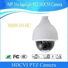 DAHUA CCTV Security Camera 1MP 31x Starlight PTZ HDCVI Camera IP67 IK10 Without Logo SD50131I-HC