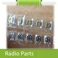 100x interruptor táctil para motorola ep450 radios portátiles