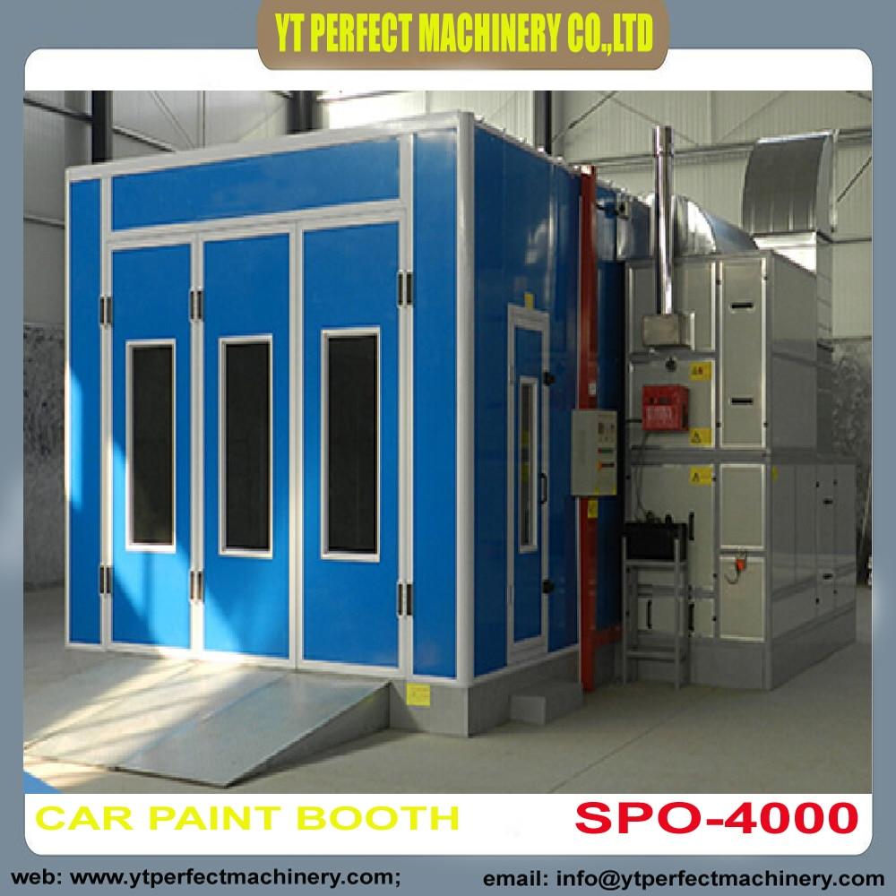 SPO 4000 gabinete de cabinas de pintura automotriz cabina de pintura ...