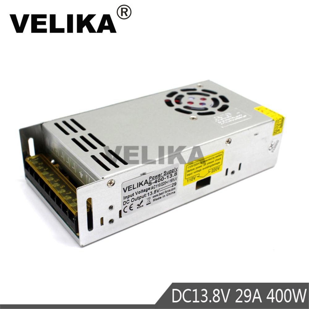 Buy Led Switching Power Supply 138v 29a 400w Dc5v To Dc30v Converter By 74hc14 13v400w