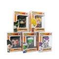 Funko pop mini anime dragon ball son goku piccolo freeza Shahrukh Vegeta Vinil PVC Modelo Figura Ação Coleção PVC Crianças brinquedos