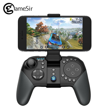 GameSir G5 with Trackpad and Customizable Buttons  Moba FPS RoS Bluetooth Wireless Game Controller For Android Phones Gamepad gamesir g5