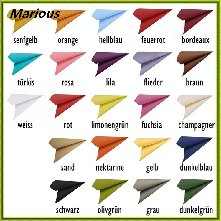 Marious Brand 100pcs linen napkin polyester table napkins for weddings party decoration free shipping
