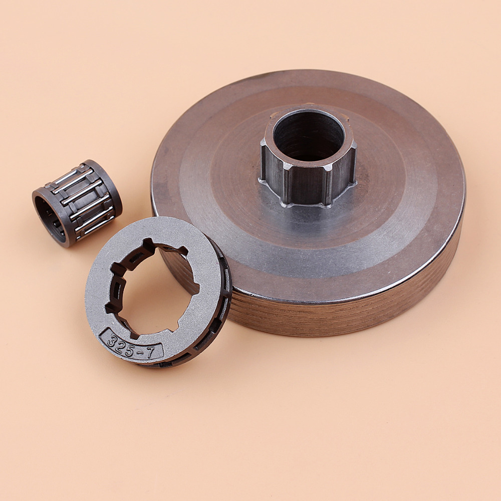 ".325"" Clutch Drum Sprocket Bearing For Chinese Chainsaw 4500 5200 5800 45cc 52cc 58cc Gasoline Chain Saw Parts"