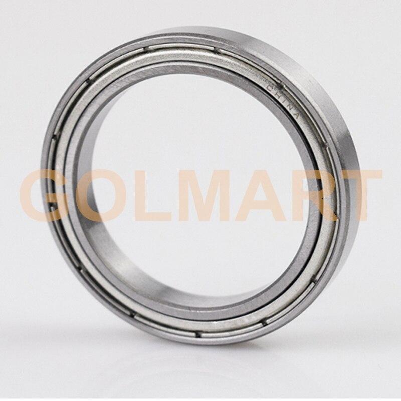 6819ZZ Shielded 95x120x13 95mm//120mm//13mm 6819Z Deep Groove Radial Ball Bearings