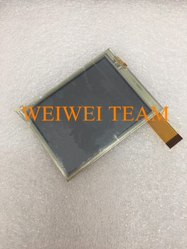 Wisecoco New arrival 3.5 inch lcd screen with touch screen touch panel  for PISN S300 S-300 PDA display panel glass digitizer