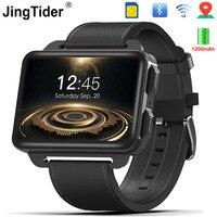 DM99 3G Smart Watch 1200mAh Battery 2.2 IPS Screen 1GB/16GB MTK6580 Quad Core Android Smartwatch BT4.0 GPS Wifi Wearable Device