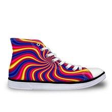 Noisydesigns 핫 세일 캐주얼 신발 남성 고품질 Zapatos Hombre brand Men Vulcanize 캔버스 로퍼 남성 캐주얼 신발