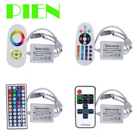 220V RGB Controller 110V For LED Strip 5050 IP67 Tiras Tape Remote Controller RF IR With