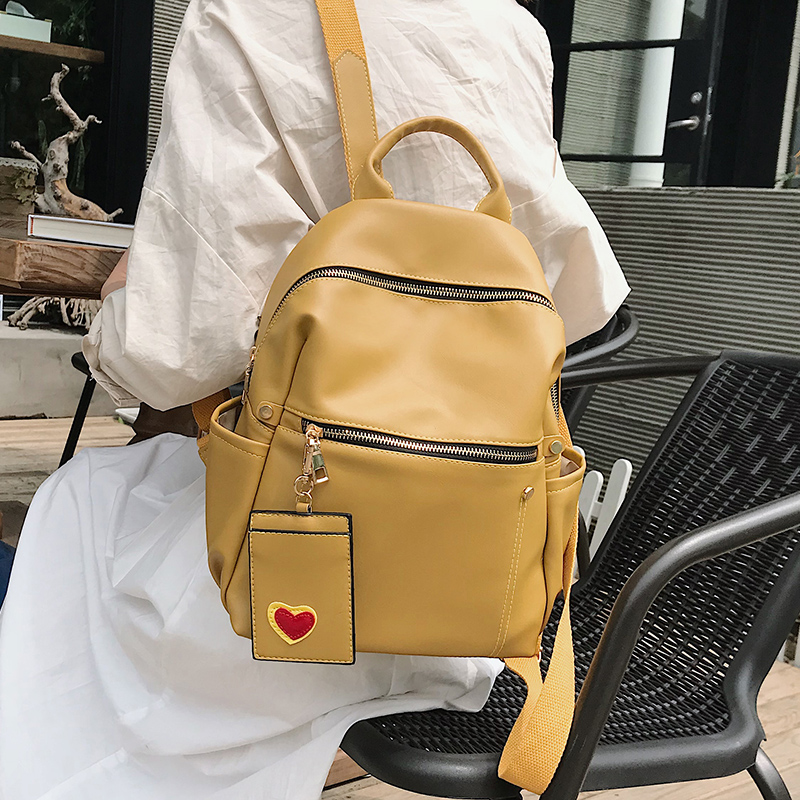 Korean Style pu Fashion Women Backpacks School Backpack for Teenager Girls Shoulder Bag Daypack for Lady Female Mochila FeminineKorean Style pu Fashion Women Backpacks School Backpack for Teenager Girls Shoulder Bag Daypack for Lady Female Mochila Feminine