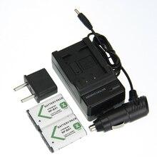 Recarregável para Câmera Battery plus Carregador de Carro HOT 2 PCS Np-np BX1 Npbx1 800 MAH Li-ion plus Carregador para Sony Dsc-rx100 Rx100 Hdr-as15