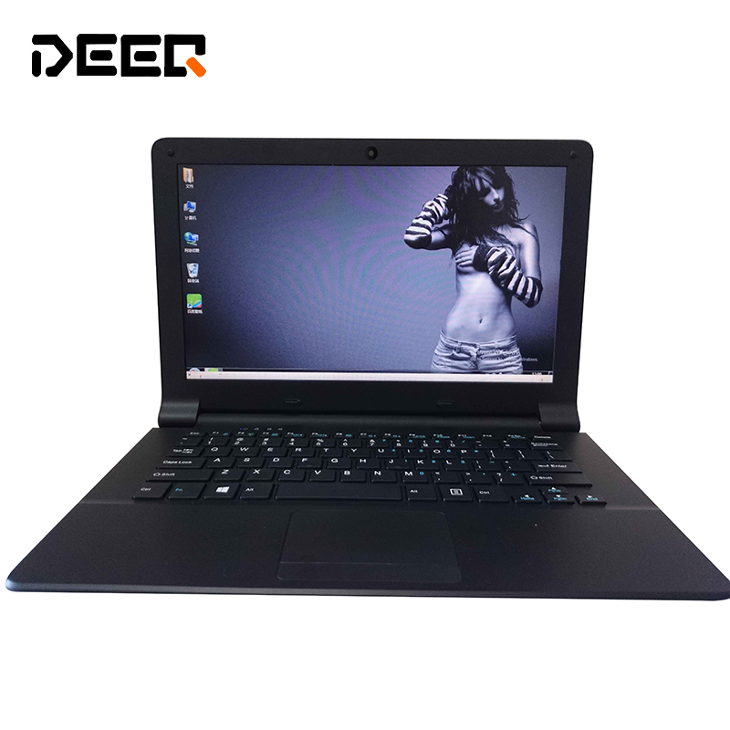 DEEQ  Laptop 2GB 32GB 256GB 11.6inch Intel(R) Apoll Windows 10 Free Language OS Fast Boot Notebook Free Russian Sticker Keyboard