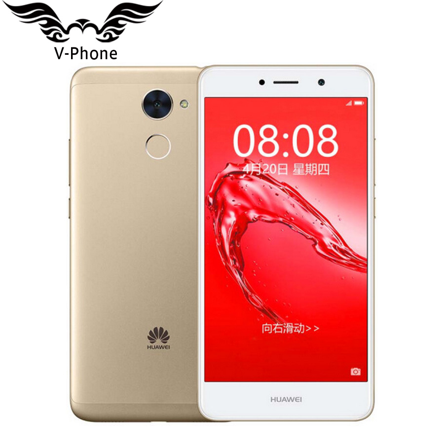 Original Huawei Enjoy 7 Plus Android 7 0 4000 mAh 4G LTE Mobile Phone MSM8940 Octa