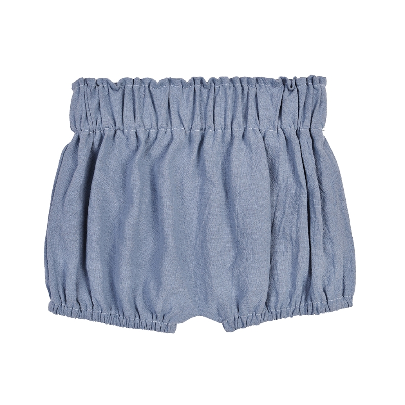 Baby Boy Girls Cotton   Shorts   Diaper Cover Baby Ruffle Bloomer Infant Panties Toddler Summer Solid Color   Shorts