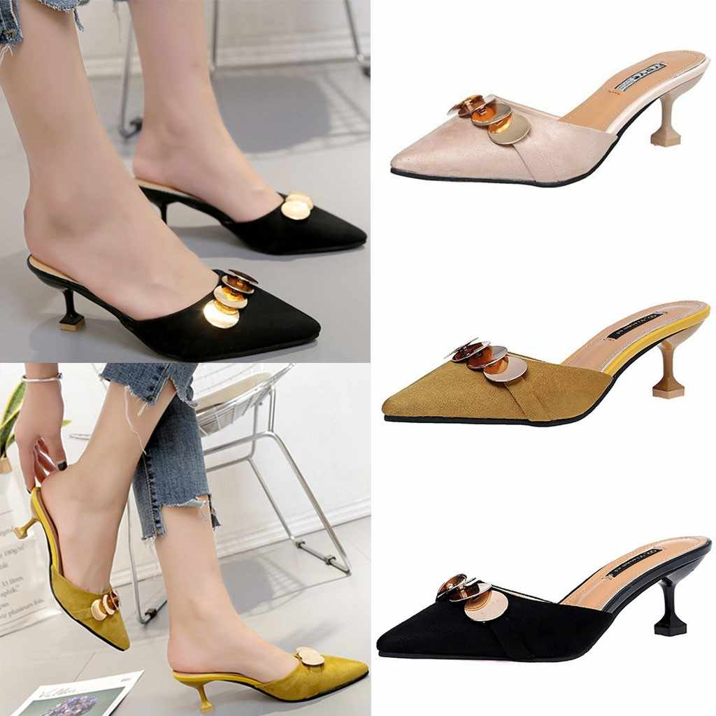 Frauen Mode Sommer Sandalen Wies Casual Hausschuhe Schuhe zapatos de mujer con tac n bajo alias de mujer tacon bajo