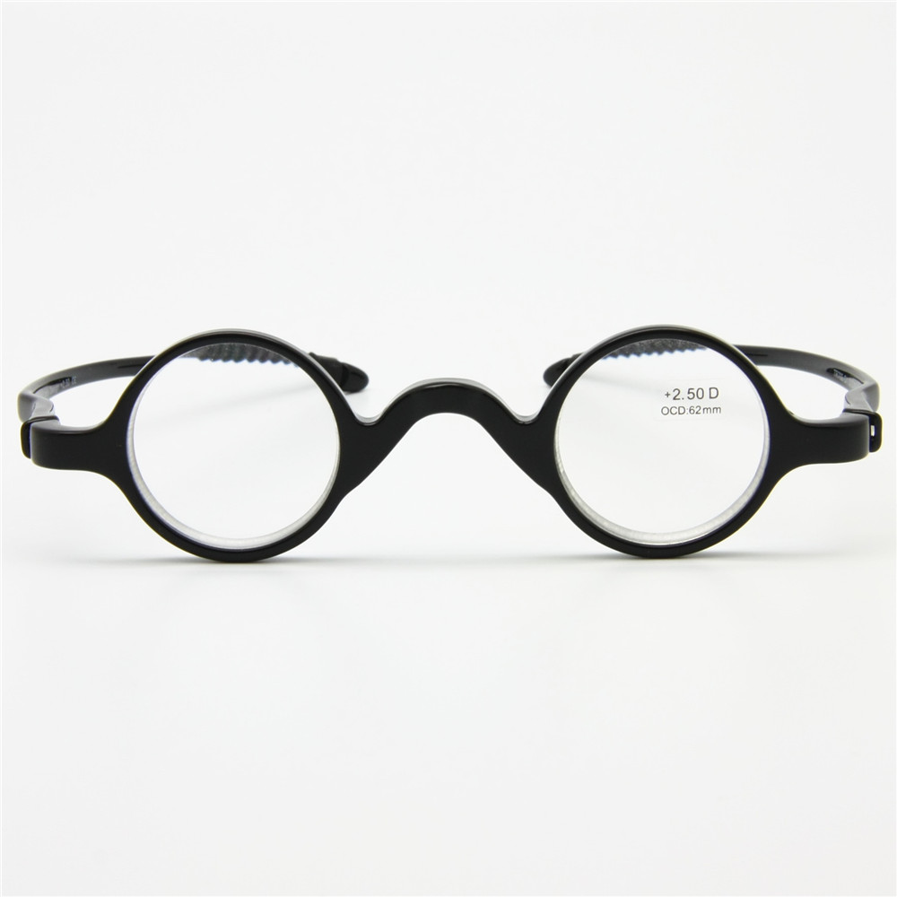 Tienda Online Clásica Marco Redondo Retro Gafas de Lectura, Flexible ...
