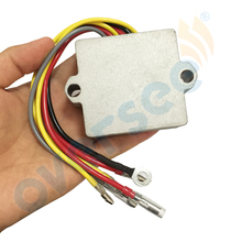 Voltage Regulator Rectifier 815279-5 815279-3 883072T 18-5743 6 Wire For Mercury Outboard Engine