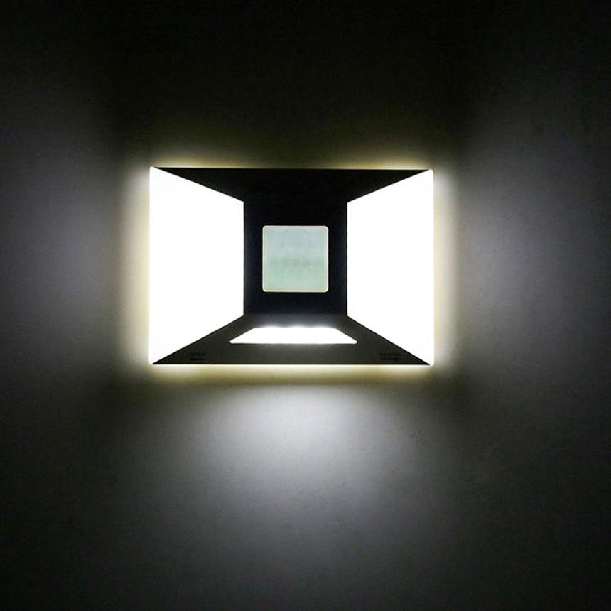 10cm LED Wardrobe Light Pir Infrared Motion Sensor Mounted Lamp Energy saving Closet Toilet ...