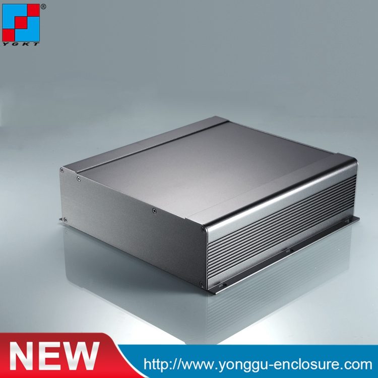 250*73.5*250 mm (WxHxL)  Solar Junction Box/communication video aluminum enclosure/chassis250*73.5*250 mm (WxHxL)  Solar Junction Box/communication video aluminum enclosure/chassis