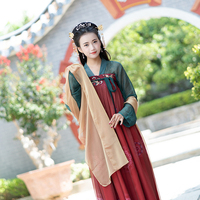 hanfu dress folk dress costume chinese dance costumes hanfu women