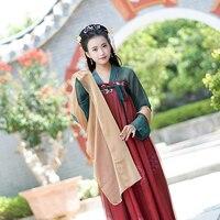 hanfu dress folk dress costume chinese dance costumes hanfu women