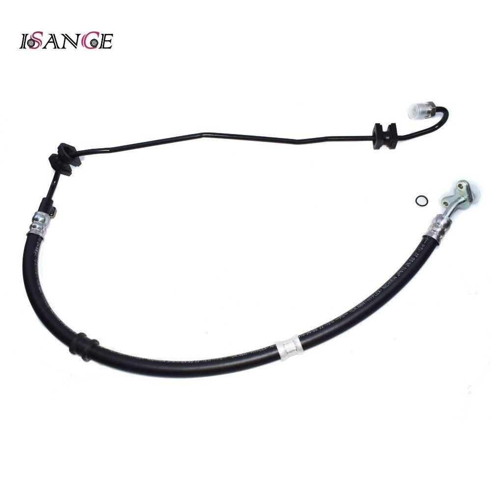 ISANCE Engine Power Steering Pressure Hose Pipe For Honda CR V CRV EX LX EX L