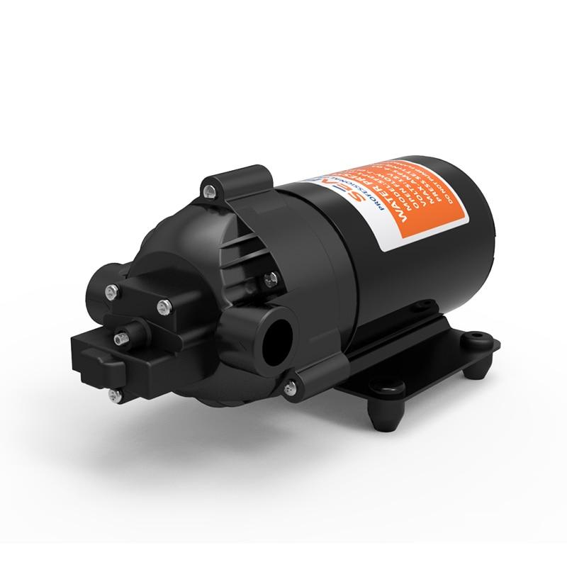 все цены на SEAFLO Marine Boat Pump 12V DC CE Approved 7.0 LPM 80PSI Self Priming Diaphragm Pump Camper Caravan онлайн